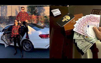 مرور اینستاگرام بچه پولدارهای تهران + آدرس صفحه اصلی بچه پولدارها