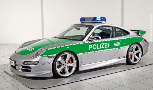 معرفی بهترین ماشین پلیس های دنیا + بدترین ماشین پلیس ها
