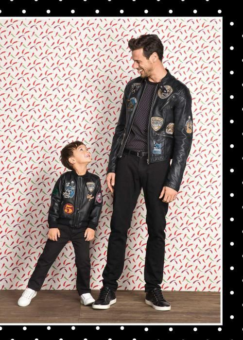 مدل لباس ست مادر و دختر + مدل ست لباس پدر و پسر 2019