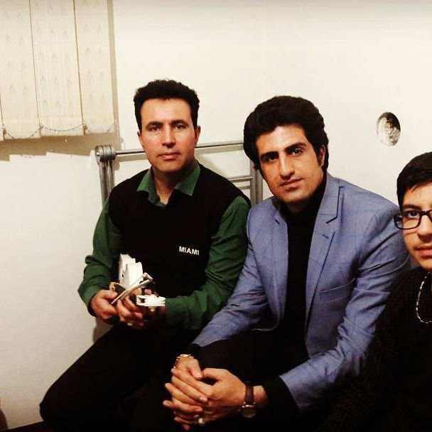 بیوگرافی محسن لرستانی و همسرش + اینستاگرام و عکس های محسن لرستانی