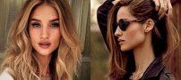 مدل مو پاییزی دخترانه و زنانه 98 | جذاب ترین مدل موهای پاییزی 2019