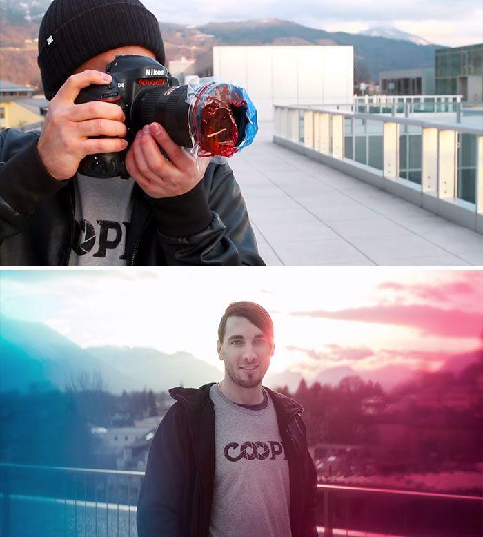 ترفندها و حقه های جالب عکاسی با دوربین و حتی موبایل