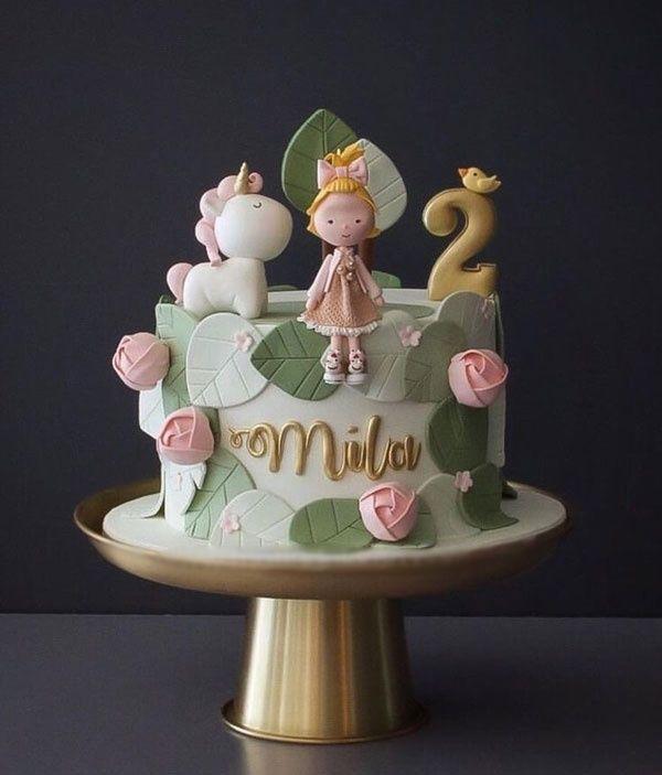 مدل کیک تولد دخترانه و پسرانه شیک + راهنمای انتخاب و خرید آسان