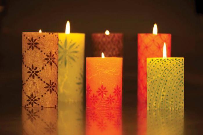 آموزش ساخت و بازسازی شمع های کهنه خانه | طرز تهیه شمع های زیبا