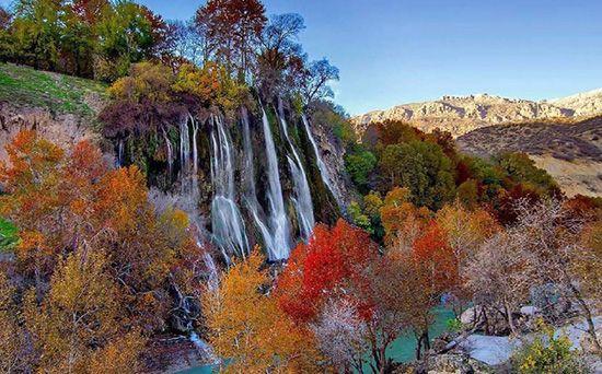 در پاییز به کجا سفر کنیم   طبیعت گردی در پاییز وطنی + سفر پاییزی برای زوج های جوان