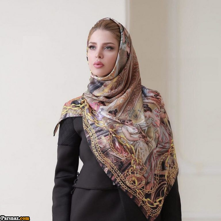 راهنمای خرید و انتخاب روسری + انواع مدل های شیک روسری 2019