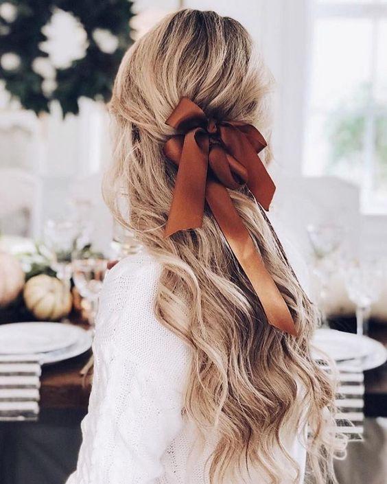 مدل مو پاییزی دخترانه و زنانه 98   جذاب ترین مدل موهای پاییزی 2019