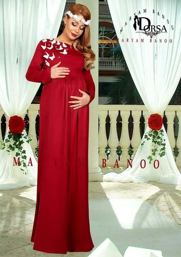 مدل لباس بارداری مجلسی و شیک 2019 + راهنمای خرید و انتخاب