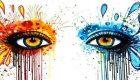 روانشناسی رنگ چشم ها + حقایق جالبی درباره چشم ها