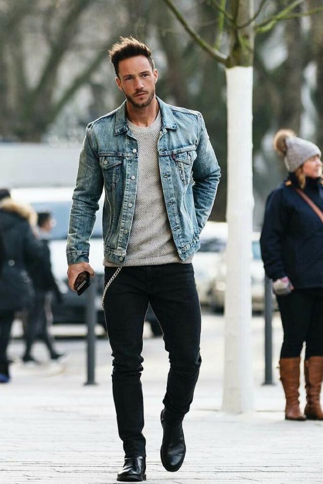 مدل لباس و استایل های پاییزی مردانه 98 + اصول پوشیدن لباس های پاییز