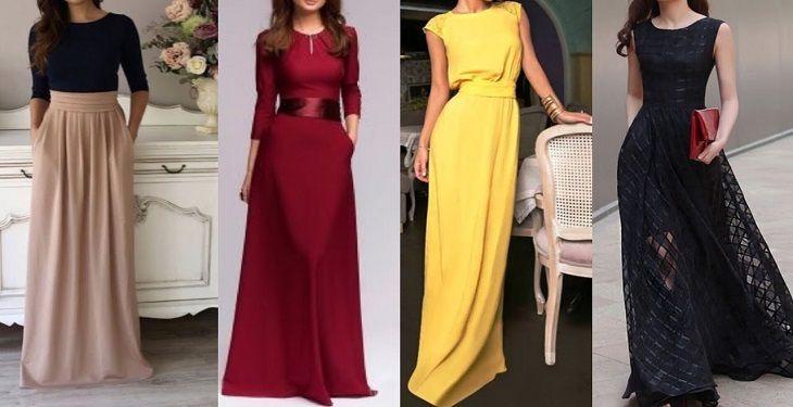 ترکیب این لباس ها برازنده استفاده در مهمانی های مجالس هستند