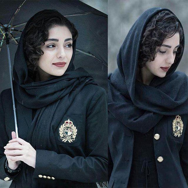 انواع مدل مو برای زیر روسری و شال زنانه و دخترانه | مدل مو زنانه بازیگران معروف