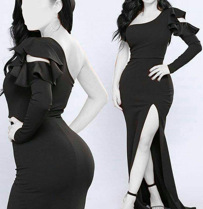 زیباترین مدل های لباس مجلسی سایز بزرگ 2019 + راهنمای انتخاب و ست