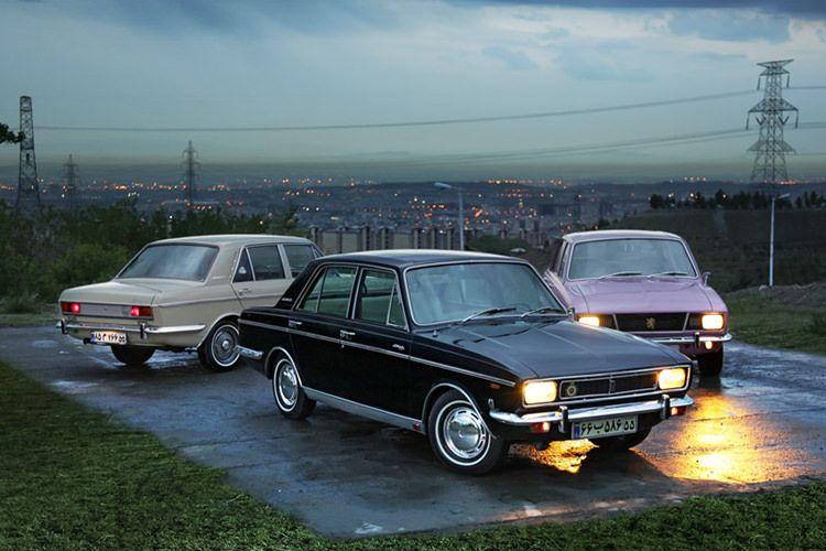 خودروهایی که بیشترین زمان تولید را داشتند | از پیکان تا لندکروز
