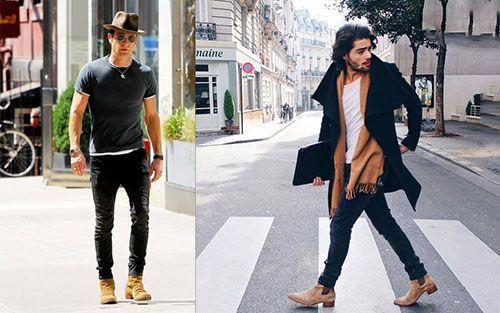 بهترین بوت های مردانه برای پاییز و زمستان 98 و 2020 + راهنمای خرید بوت مردانه