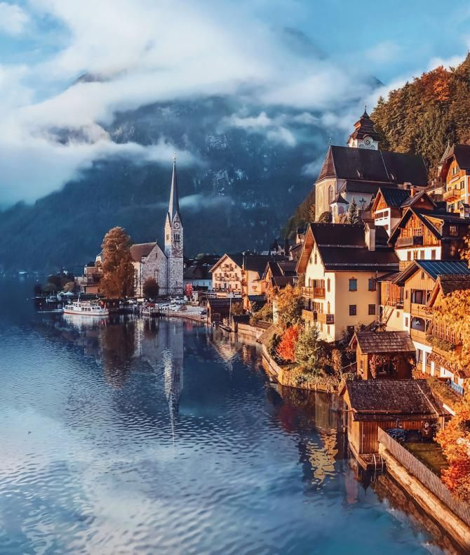 تصاویر رویایی از فصل پاییز در کشورهای مختلف دنیا   مناظر دیدنی