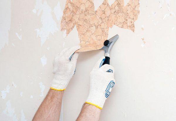 نحوه کندن کاغذ دیواری از روی دیوار + راهنمای خرید کاغذ دیواری