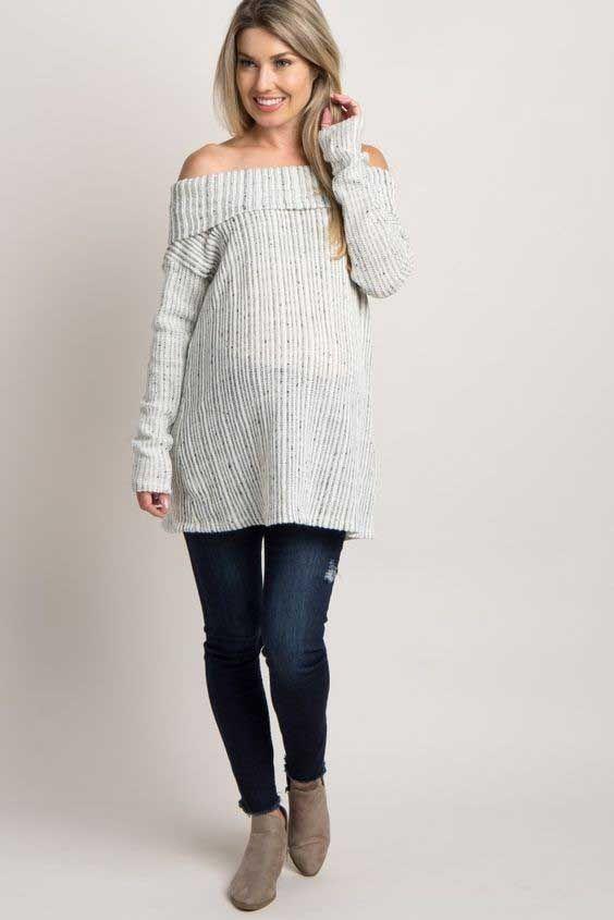مجموعه اي زيبا از مدل تونيك بارداري + راهنماي خريد + انواع لباس بارداري