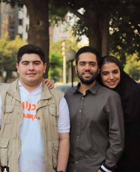 بیوگرافی اردشیر احمدی مجری و کارگردان معروف و همسرش +عکس های اردشیر احمدی