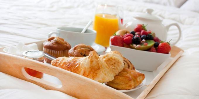 معرفی صبحانه برای افزایش وزن + اهمیت وعده غذایی صبح