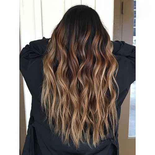 رنگ موهای مناسب برای زمستان 2021 معرفی شدند + عکس انواع رنگ مو