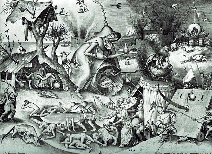 هفت گناه کبیره از دید ادیان مختلف + راه های خودداری از ارتکاب گناه