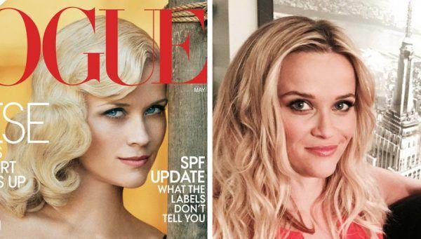 تفاوت چهره سوپراستارهای معروف در عکس ها و واقعیت + اخبار جالب سلبریتی ها