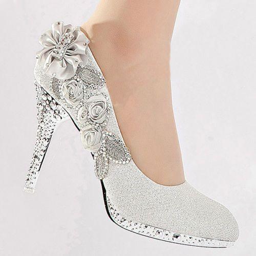 زیباترین مدل های کفش عروس برای عروس خانم های خوش سلیقه + راهنمای خرید و ست کردن