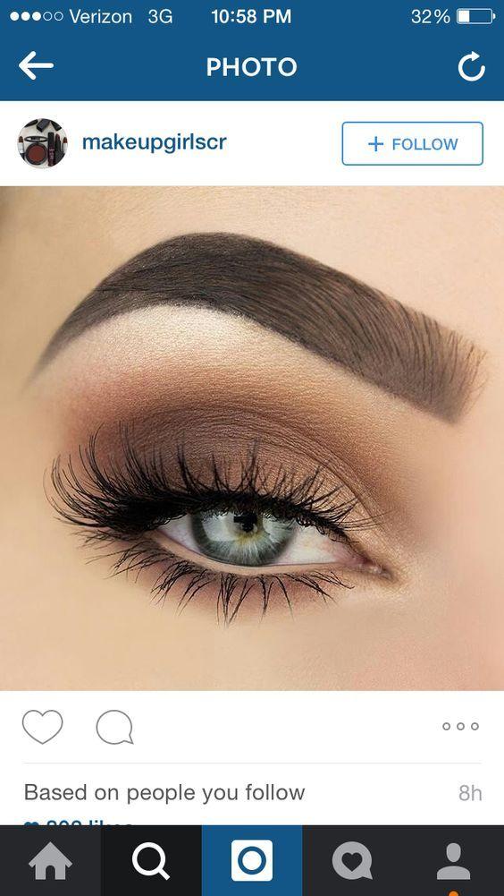 ترفندهای کاربردی برای آرایش چشم ها + مدل های آرایش چشم و ابرو