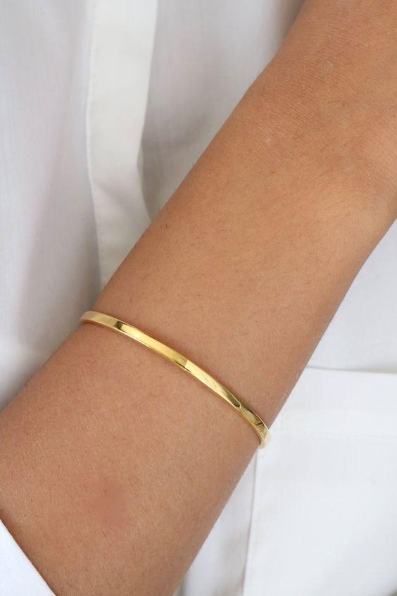 بهترین مدل های النگوی طلا + راهنمای خرید النگو بسیار شیک و زیبا