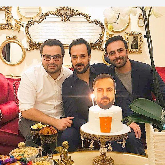 بیوگرافی احمد مهرانفر و همسرش + عکس های احمد مهران فر مصاحبه و اینستاگرام