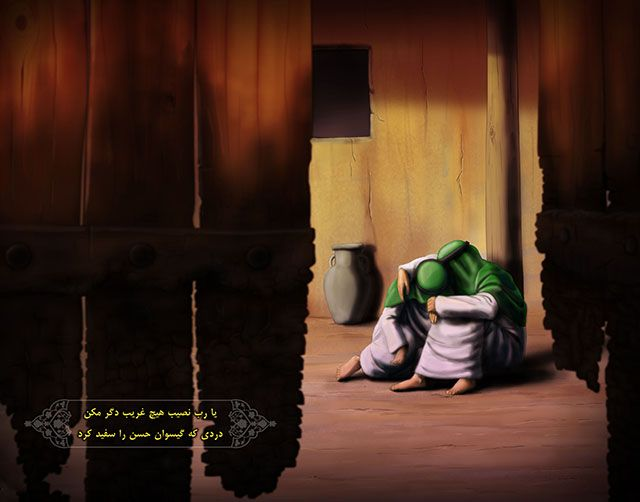 اشعار شهادت امام حسن مجتبی (ع) + متن های نوحه و روضه امام حسن