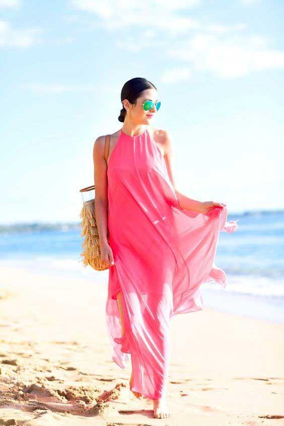 بهترین مدل های لباس ساحلی زنانه + راهنمای انتخاب و ست کردن لباس ساحلی