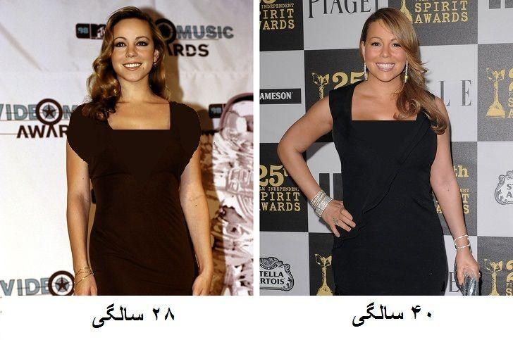 تغییرات بدن بعد از 40 سالگی چگونه است؟ (دانستنی های جالب درباره بدن)