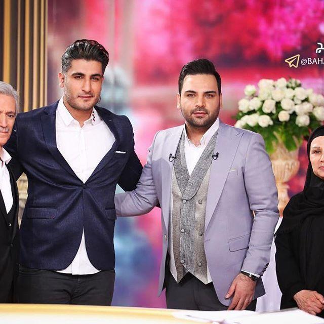 بیوگرافی احسان علیخانی و همسرش + مصاحبه و اینستاگرام + عکس های احسان علیخانی