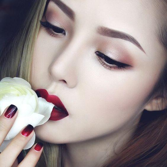 مدل آرایش عروس 2021 و 1400 + ترفندهای آرایشی برای میکاپ عروس