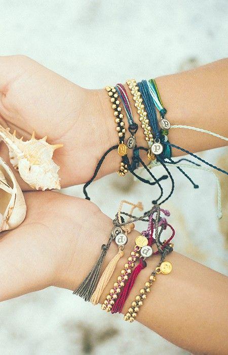 مدل دستبند دخترانه 2019 | از جواهرات فلزی تا سنگ های زینتی مد سال 98
