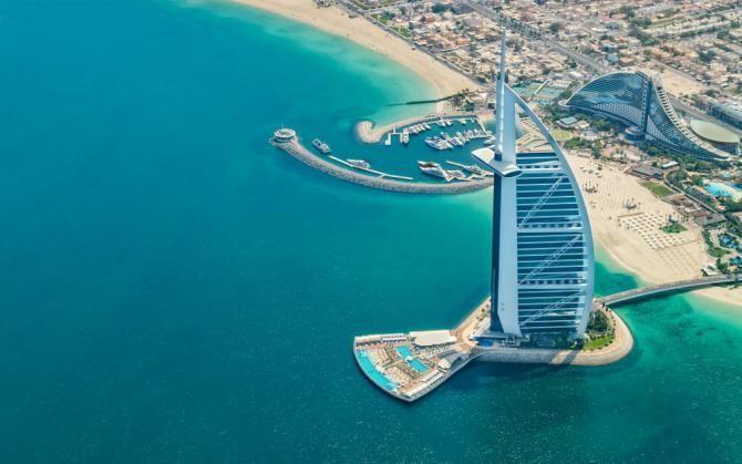 معرفی لوکس ترین هتل های جهان | از دبی تا نیویورک +عکس