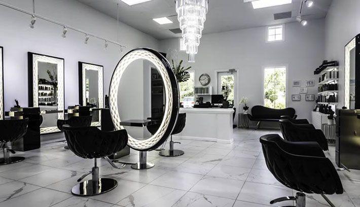 دکوراسیون آرایشگاه زنانه | چگونه یک سالن زیبایی خوب انتخاب کنیم؟