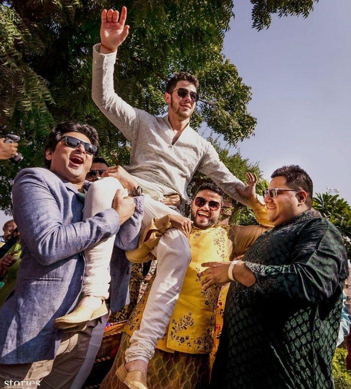 جشن عروسی پریانکا چوپرا و نیک جوناس | یک عروسی غربی شرقی