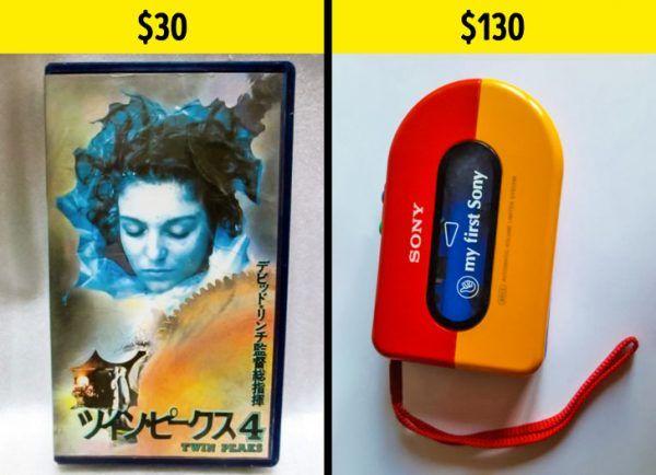 دور ریختنی های پولساز | از کارتن گوشی تا عطرهای خالی +عکس
