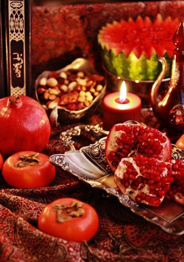عکس پروفایل تبریک شب یلدا | بهترین عکس های تبریک یلدا به همراه متن شب چله