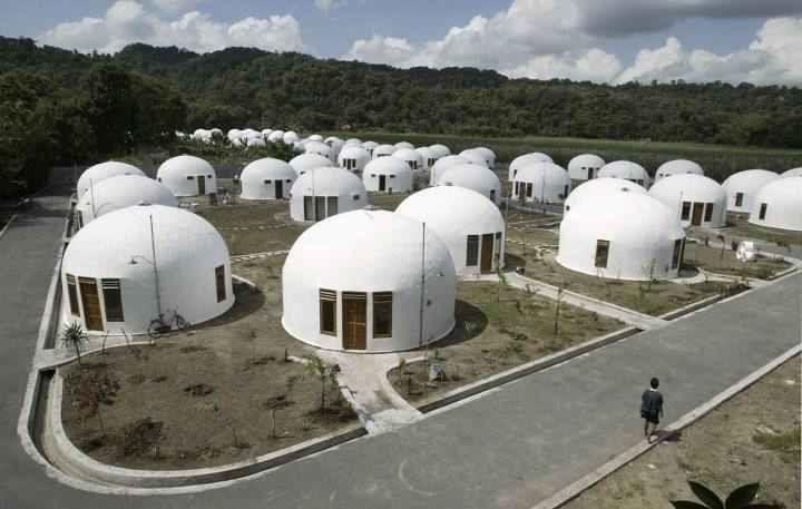 عجیب ترین خانه های دنیا + عجیب ترین مکان های دنیا