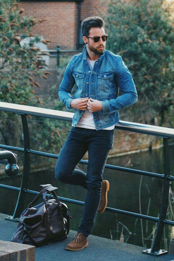 مدل شلوار جین مردانه عید نوروز 1398 | شلوار جین 2019 مردانه و پسرانه 98