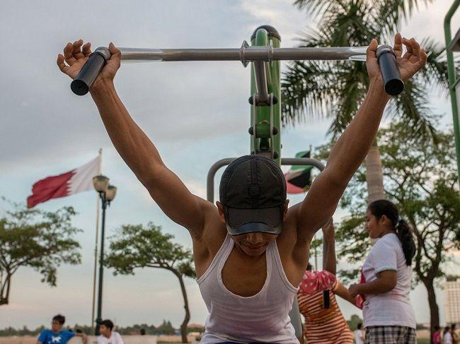 روش های سریع برای بهبود سلامت جسمی بدون باشگاه رفتن