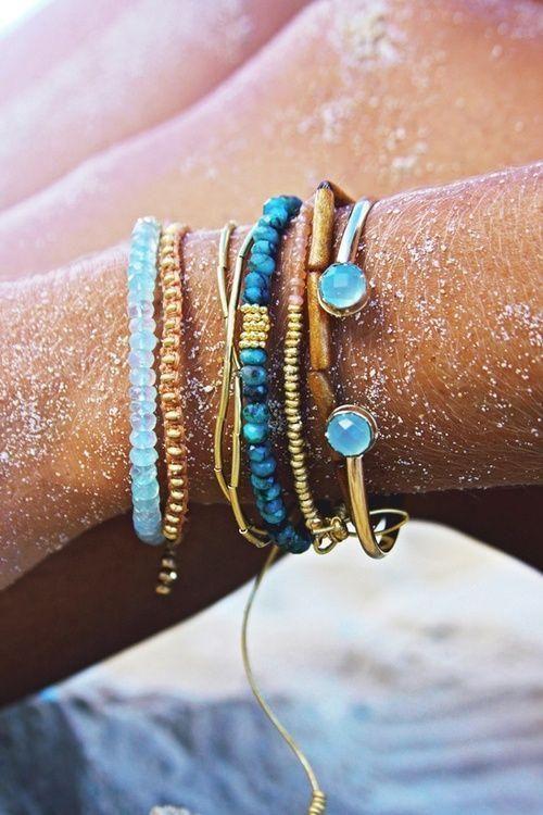 مدل دستبند و جواهرات دخترانه 2019
