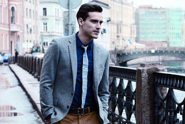 چگونه یک مرد خوش تیپ باشیم؟ | نکات خوش پوشی مردانه