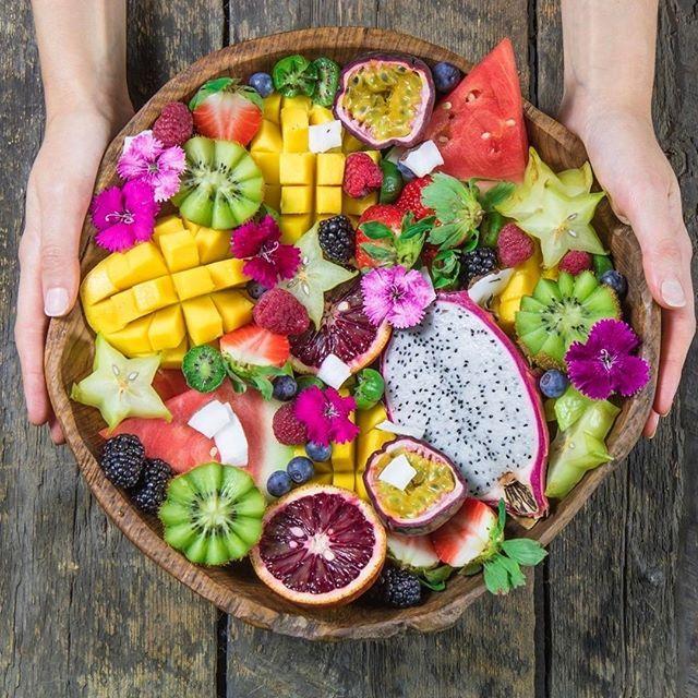 بهترین فواید گیاه خواری + عکس های جالب از غذاهای گیاهی