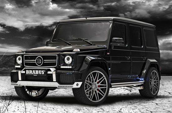 معرفی بهترین و گران ترین ماشین های شاسی بلند دنیا +عکس