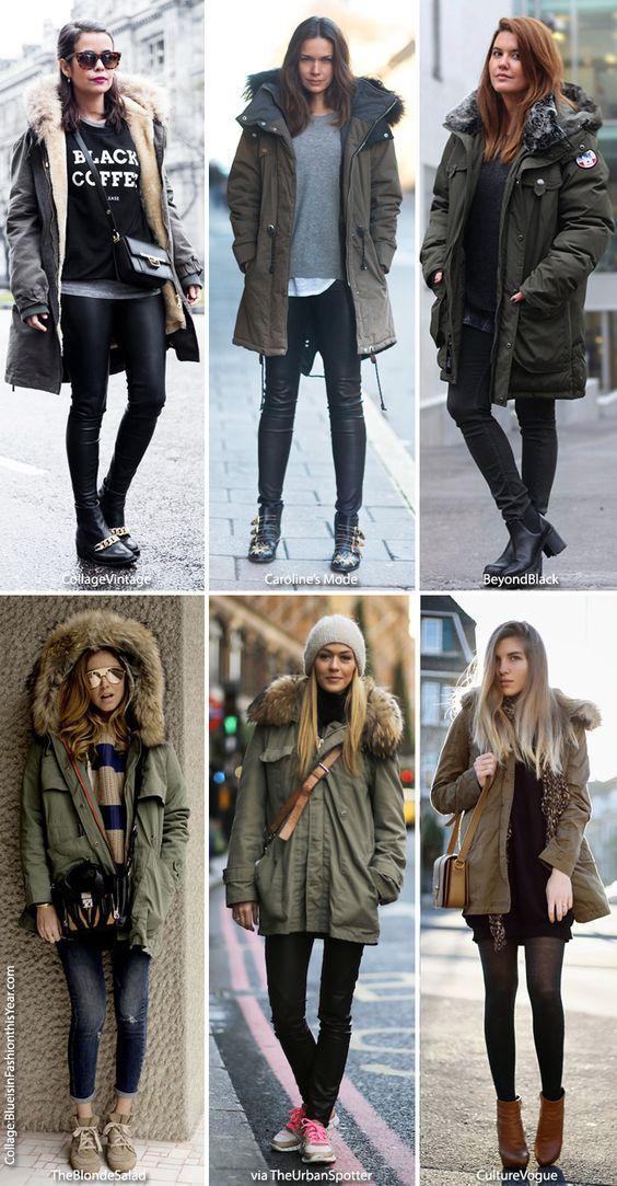 تیپ زمستانی دخترانه و زنانه 2019 | تیپ اسپرت و رسمی زمستانی دخترانه 98
